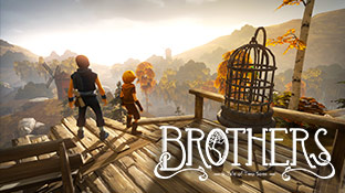 Short and wonderfully sweet, Brothers provides a powerful story of two...Brothers. (PS3)