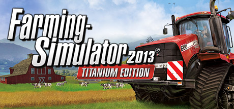 If you like farming -- and who doesn't -- then here's Farming Simulator 2013. (SteamPlay, PC, Mac) $14.99