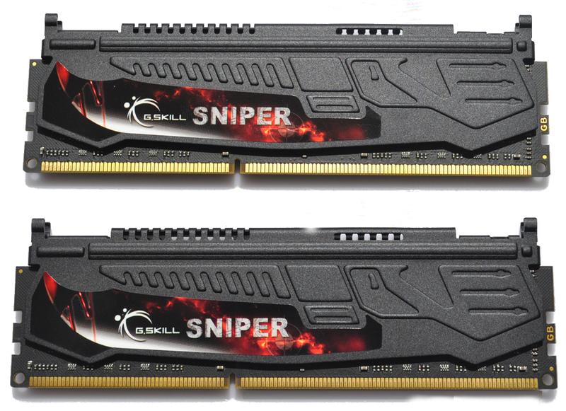 G.Skill Sniper 8GB (2 x 4GB) DDR3-1600 Memory .jpg