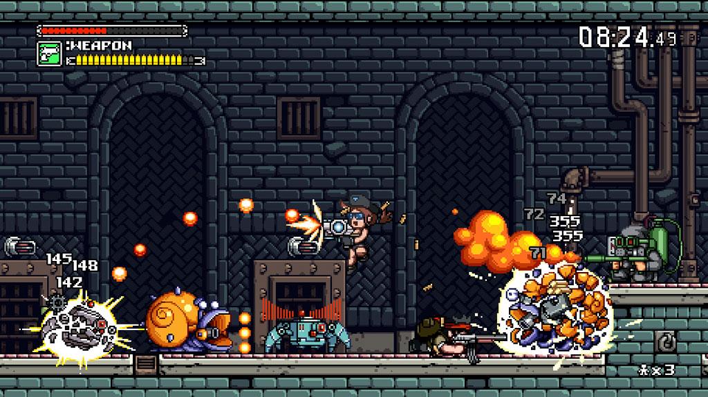 Mercenary Kings (PS4)