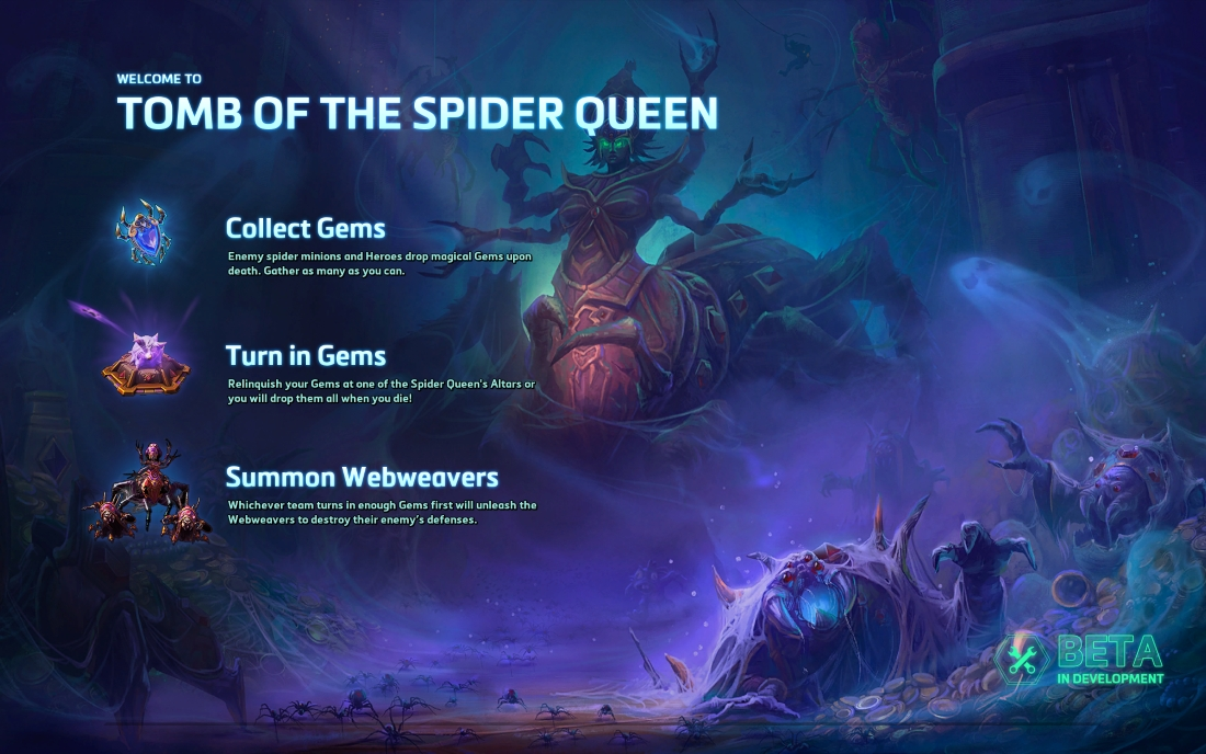 Tomb of the Spider Queen