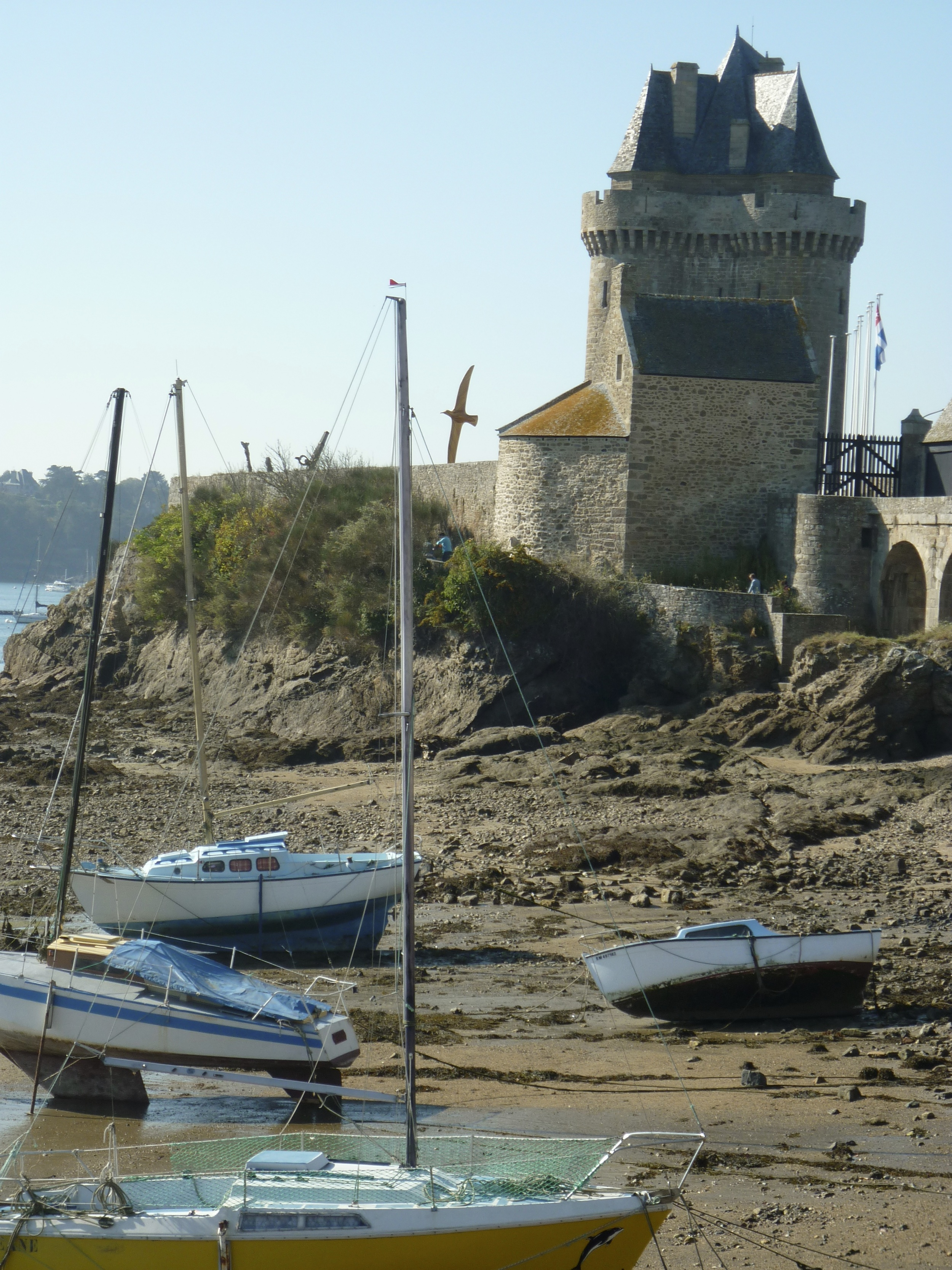 Saint Severn in Brittany