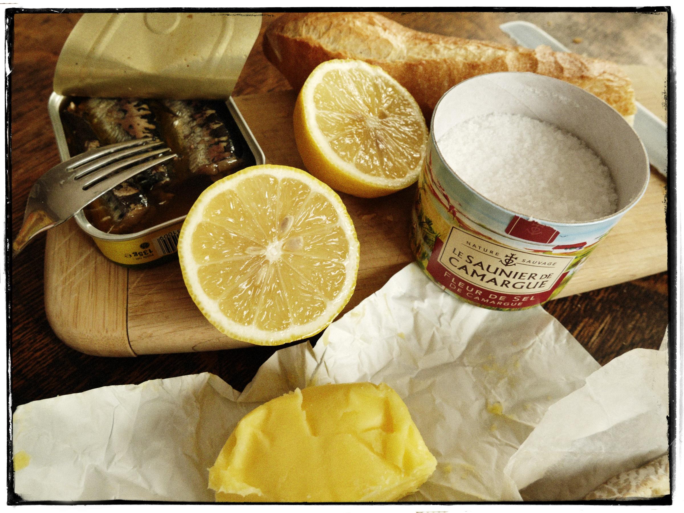 Sardine goodness