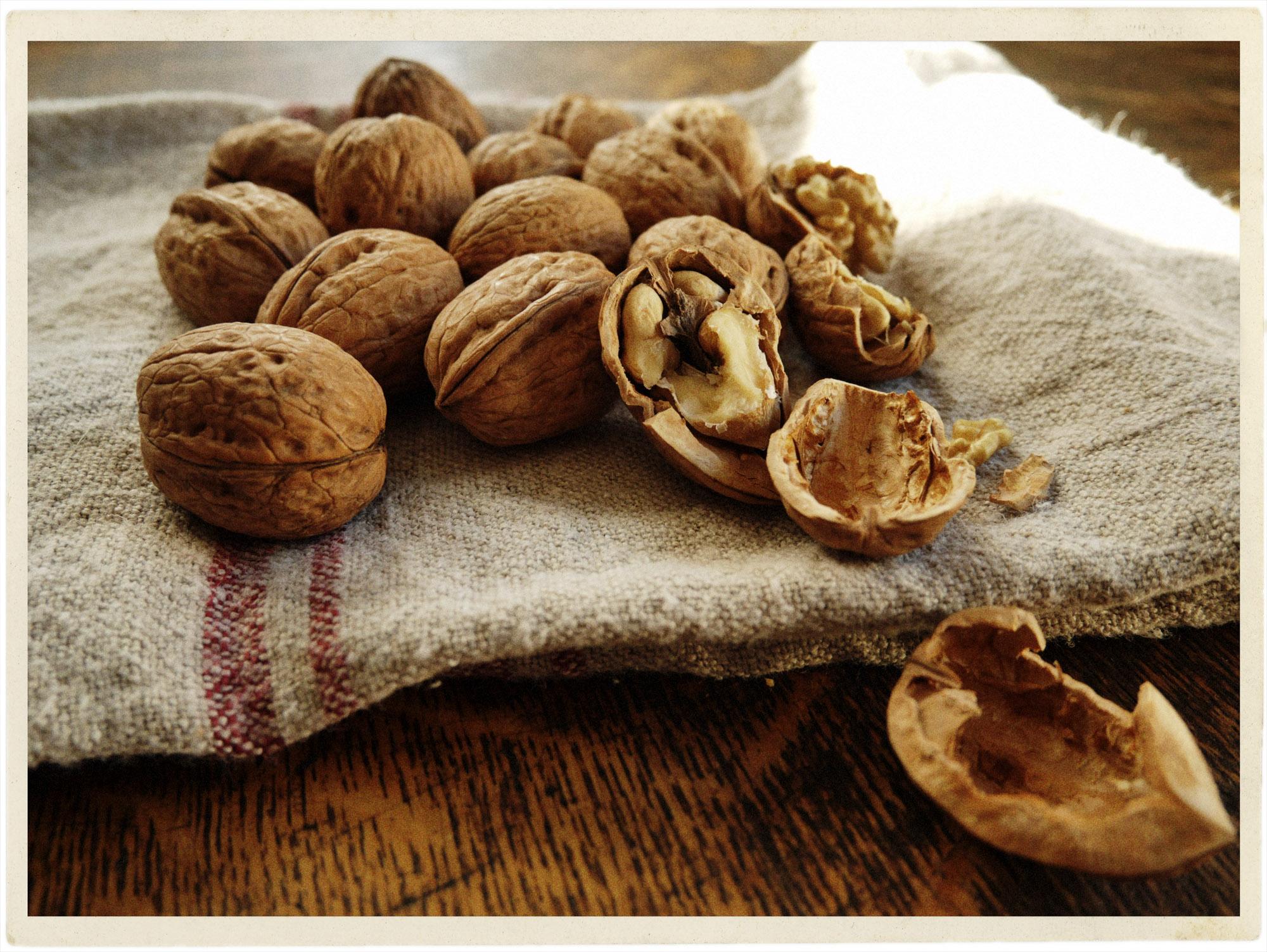 Gorgeous Savoie walnuts