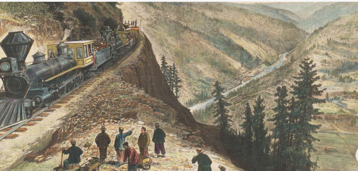 Building the Transcontinental Railboard