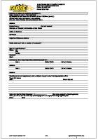30 Account Form
