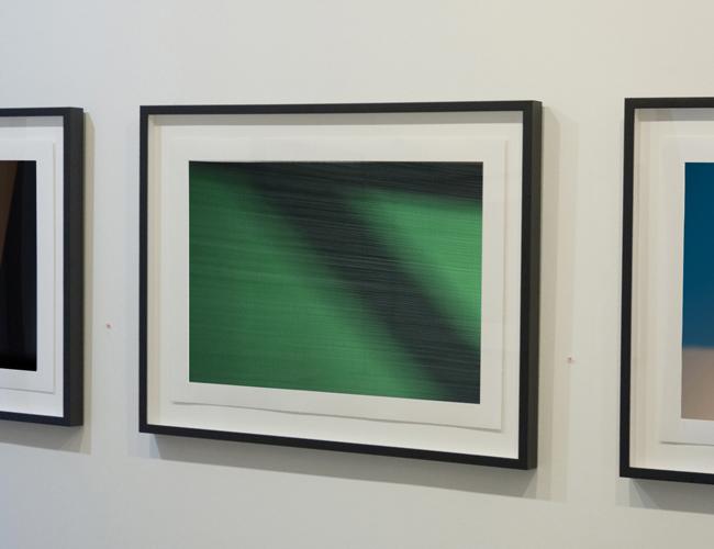 """Runway  (2014) by Steven Silverstein.; shown in """"Schrodinger's Math"""" - 2-person exhibit at the Esperson Gallery. © 2014 Steven Silverstein."""