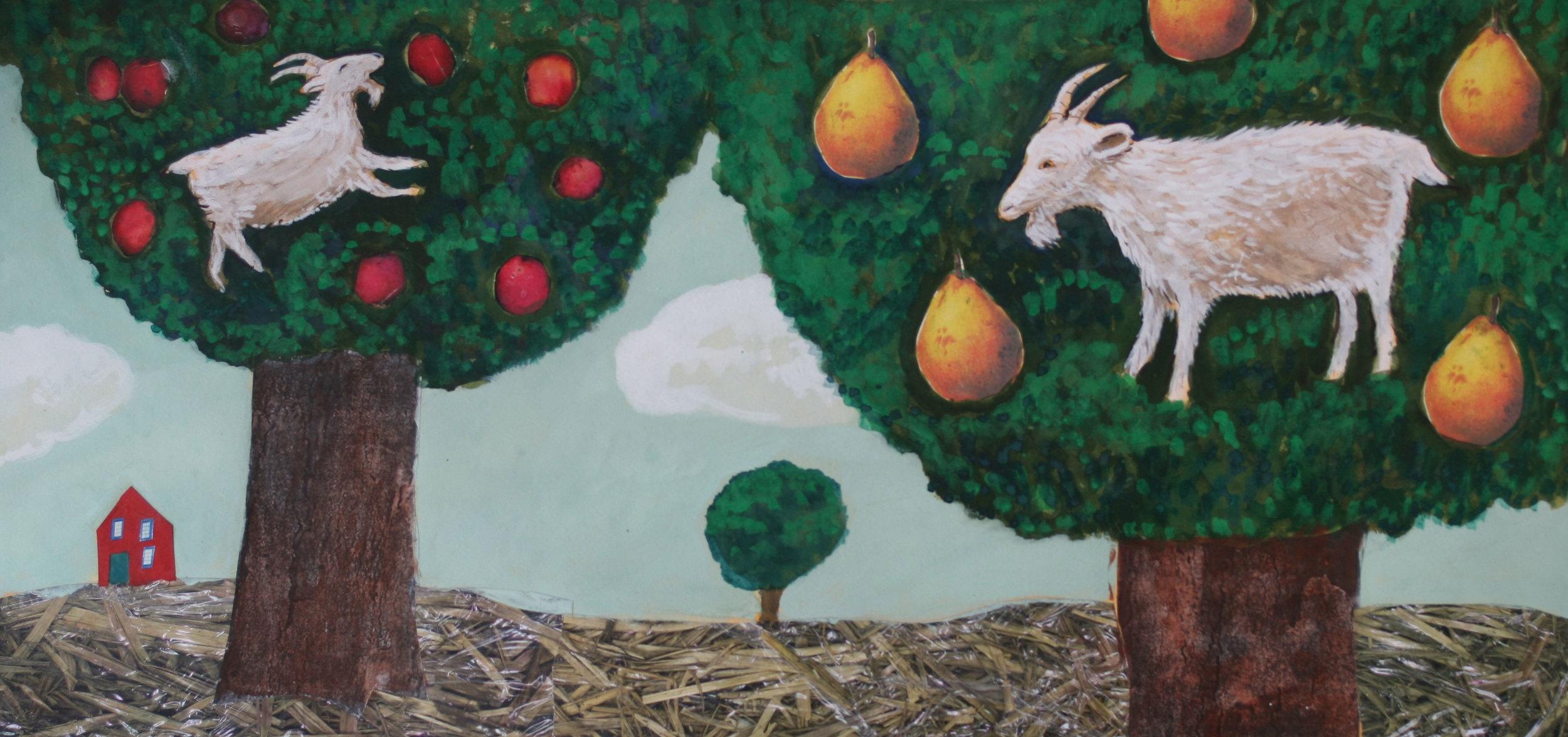 Goats Dream