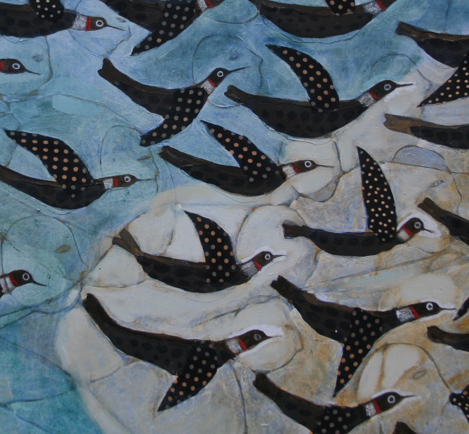 Bird Migration [detail]