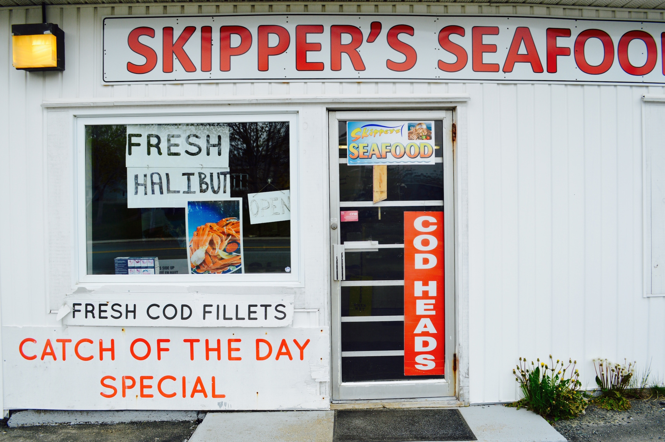 The venerable Skippers in Mount Pearl, seafood of champions