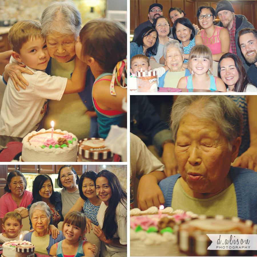 Happy Birthday Grandmama!