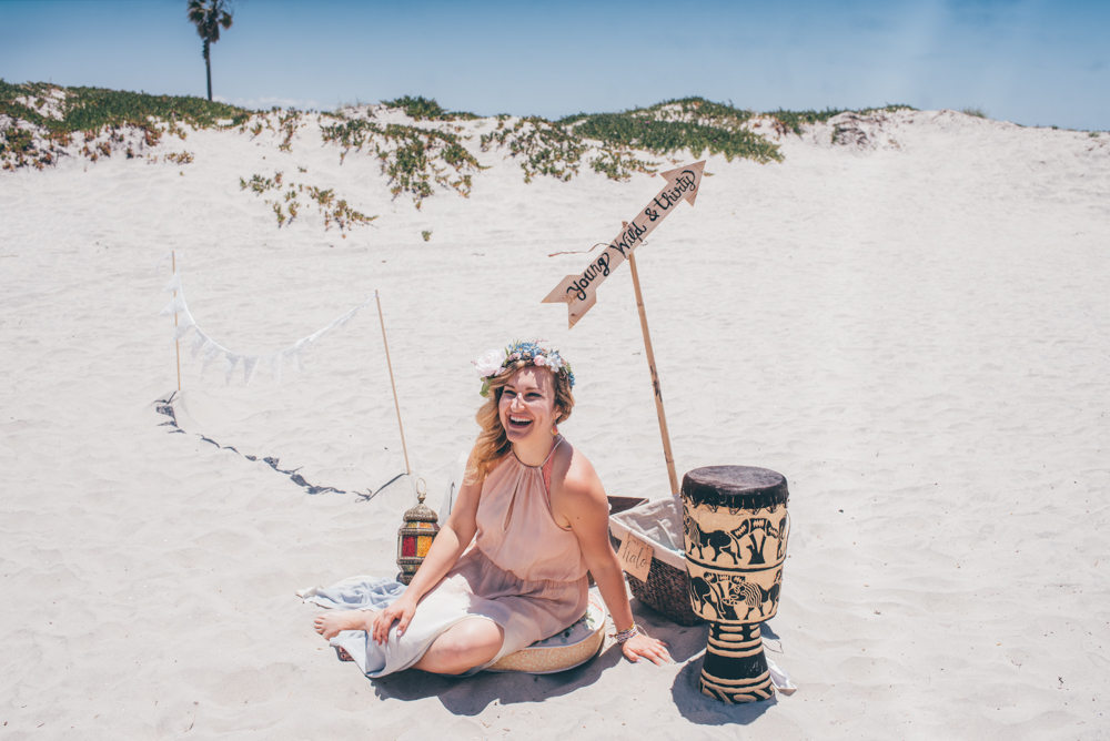 Dirty thirty Birthday Beach Party