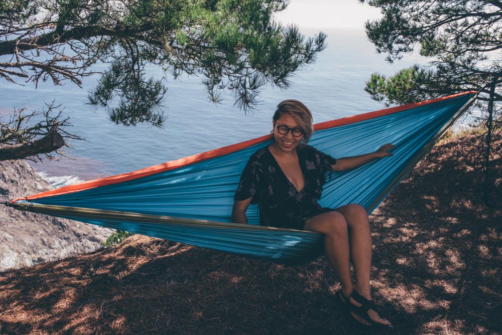 Big Sur Hammock Camping Debra Alison Photography