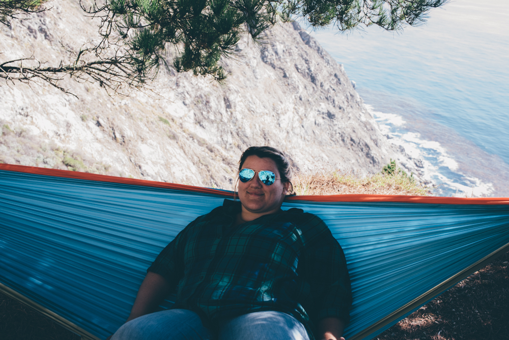 Relaxing in a hammock! Grab yourself a hammock at  Madera Outdoor  for 40% off with DBRA40.