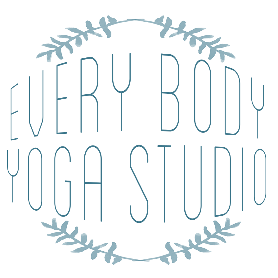Yoga Logo Branding by Debra Alison