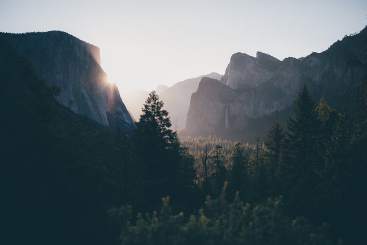 You might remember my  Yosemite Adventure  last month, helping Erica location scout!