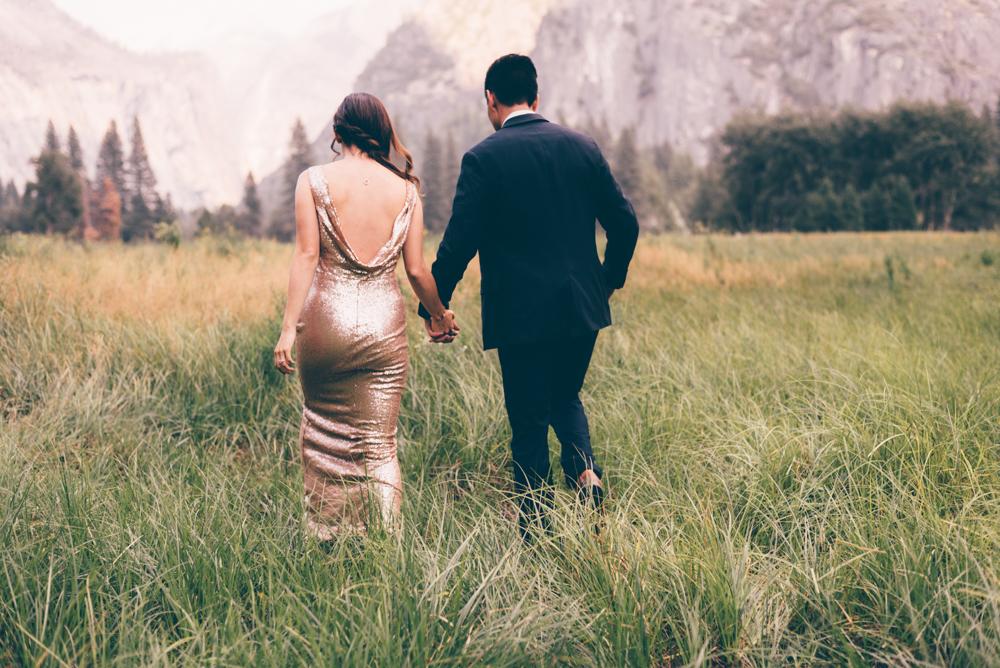 Debra Alison Photography - Yosemite Elopement Adventurous Wedding
