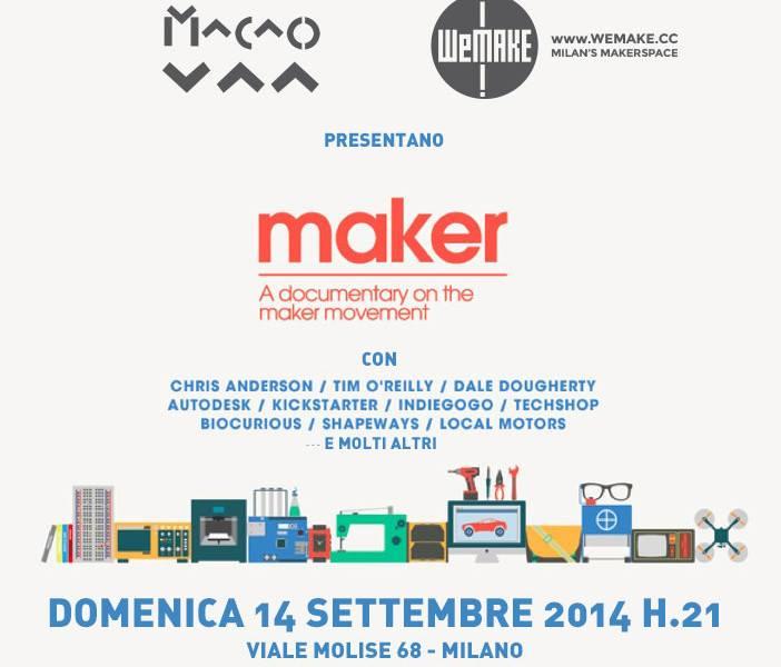WeMake, Milan Italy