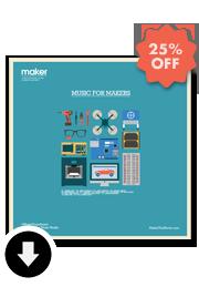 """Music For Makers"" Maker Official Soundtrack 25% off"