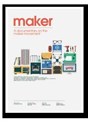 Maker - Home-use DVD $24.99