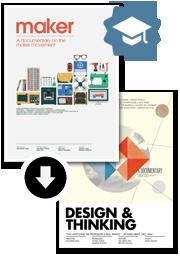 """Maker"" + ""Design & Thinking"" Educational bundle $499"