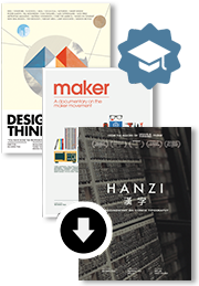 "The Design Series - ""Design & Thinking"" + ""Maker"" + ""Hanzi"" Educational bundle $699"