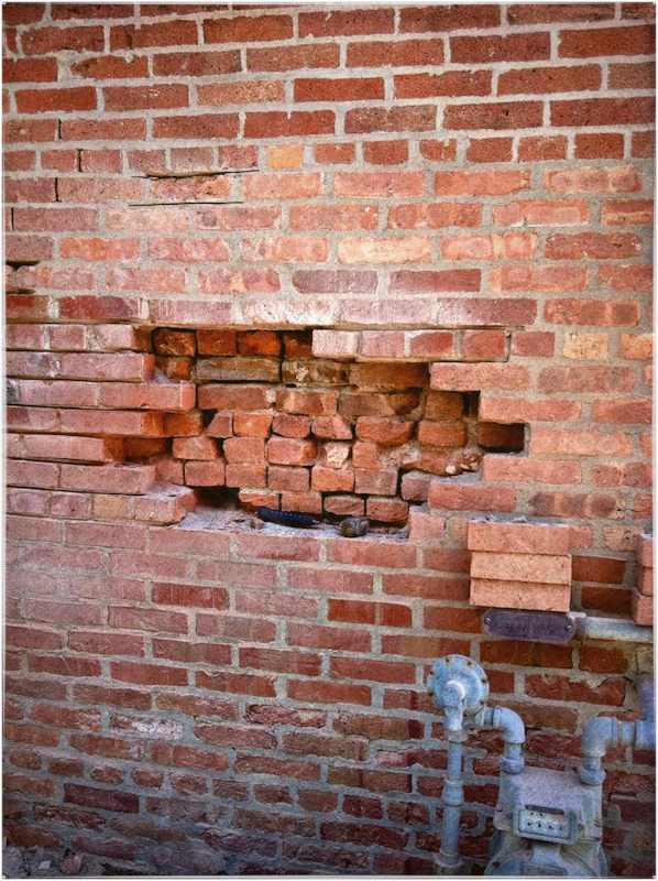 Tuckpointing & Brick Replacement