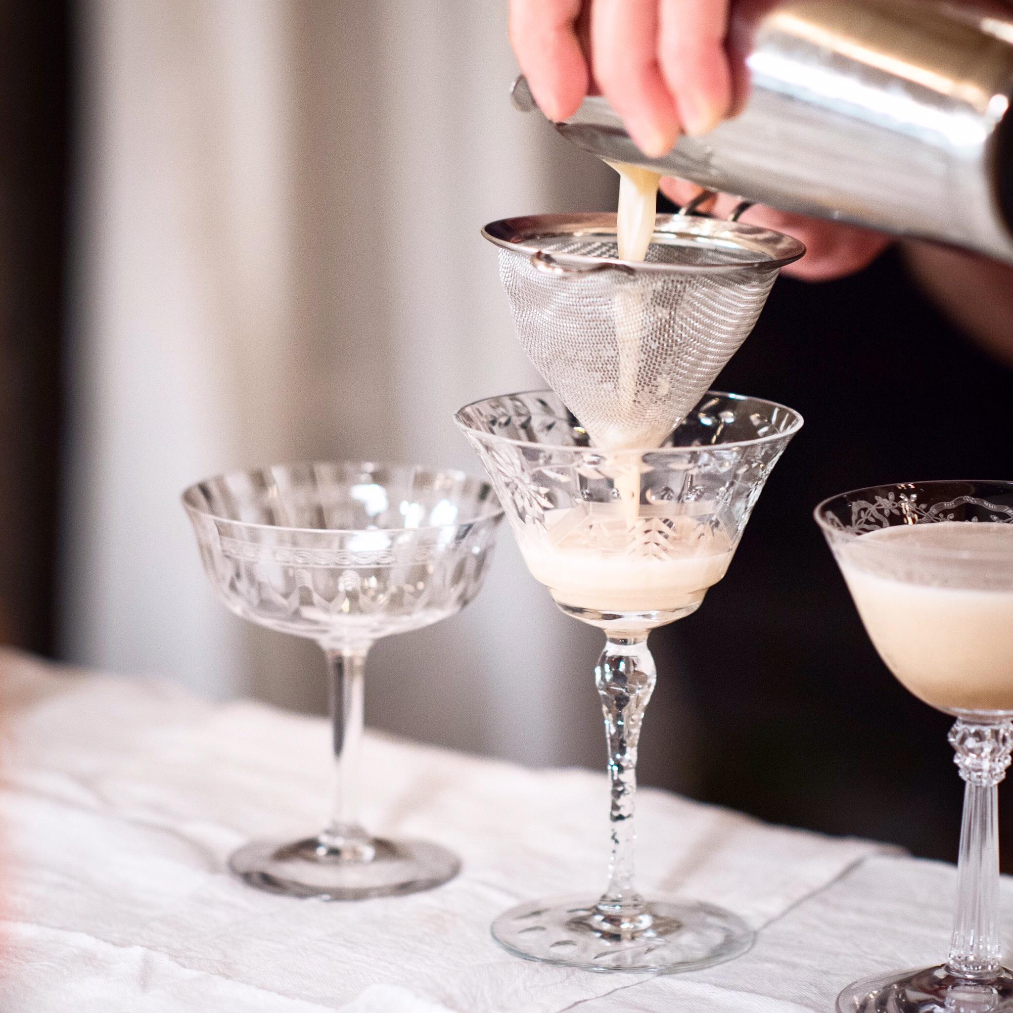 Cocktails using Rhine Hall