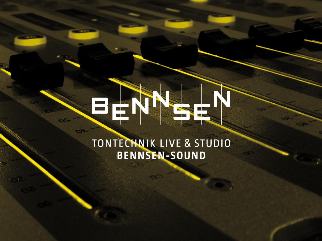 Logoentwicklung  Bennsen-Sound