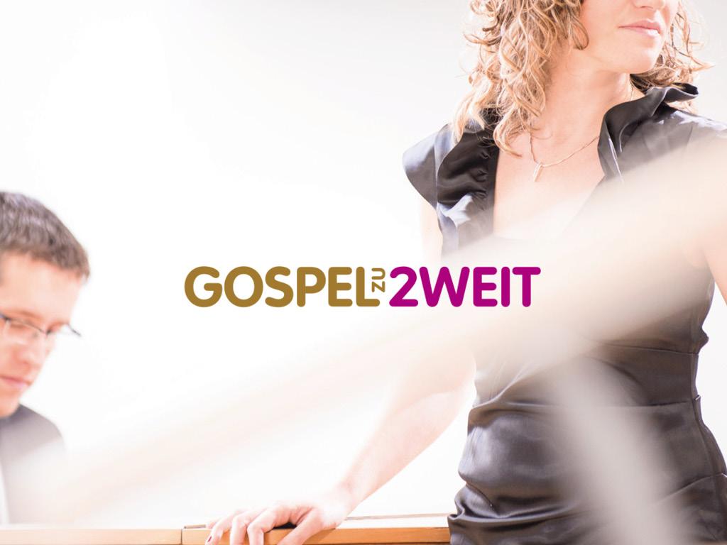 Corporate Design   Gospel zu Zweit