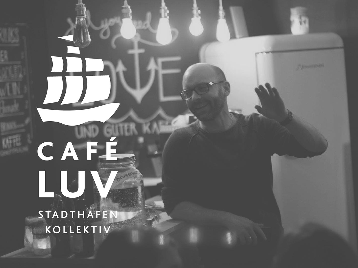 Corporate Design  Cafe LUV