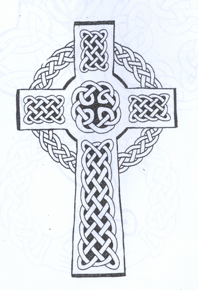 The Shield Within The Celtic Cross The Luchair Company Llc