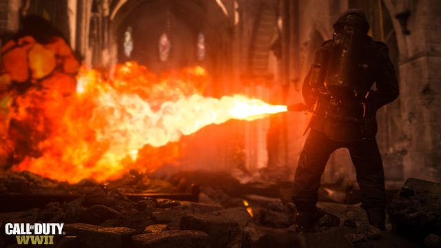 Activision annuncia Call of Duty: WWII 2