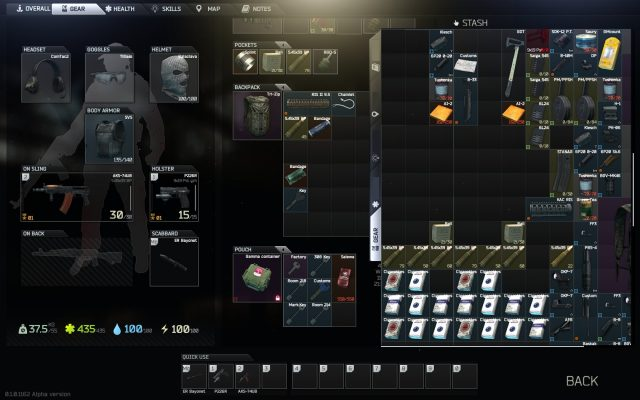 Escape from Tarkov (beta) 1