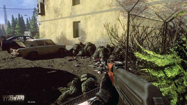Escape from Tarkov (beta) 2