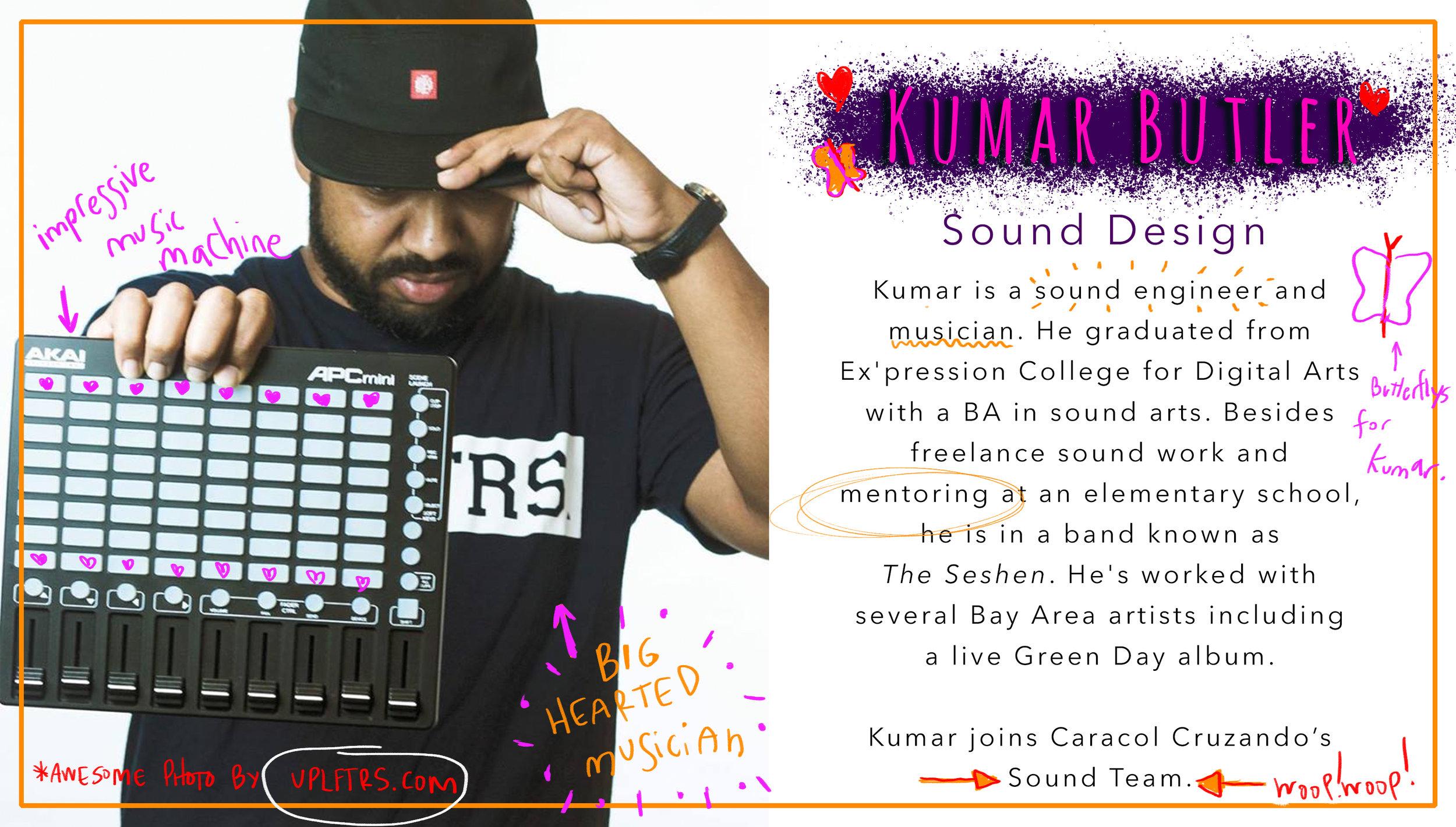 Kumar Butler