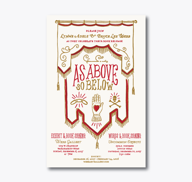 Invitation: Flat card, 5.5x8.5in, Savoy Natural White 184DTC, 2/0