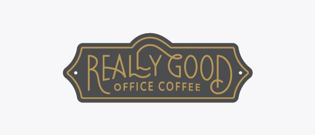 Solid badge logo