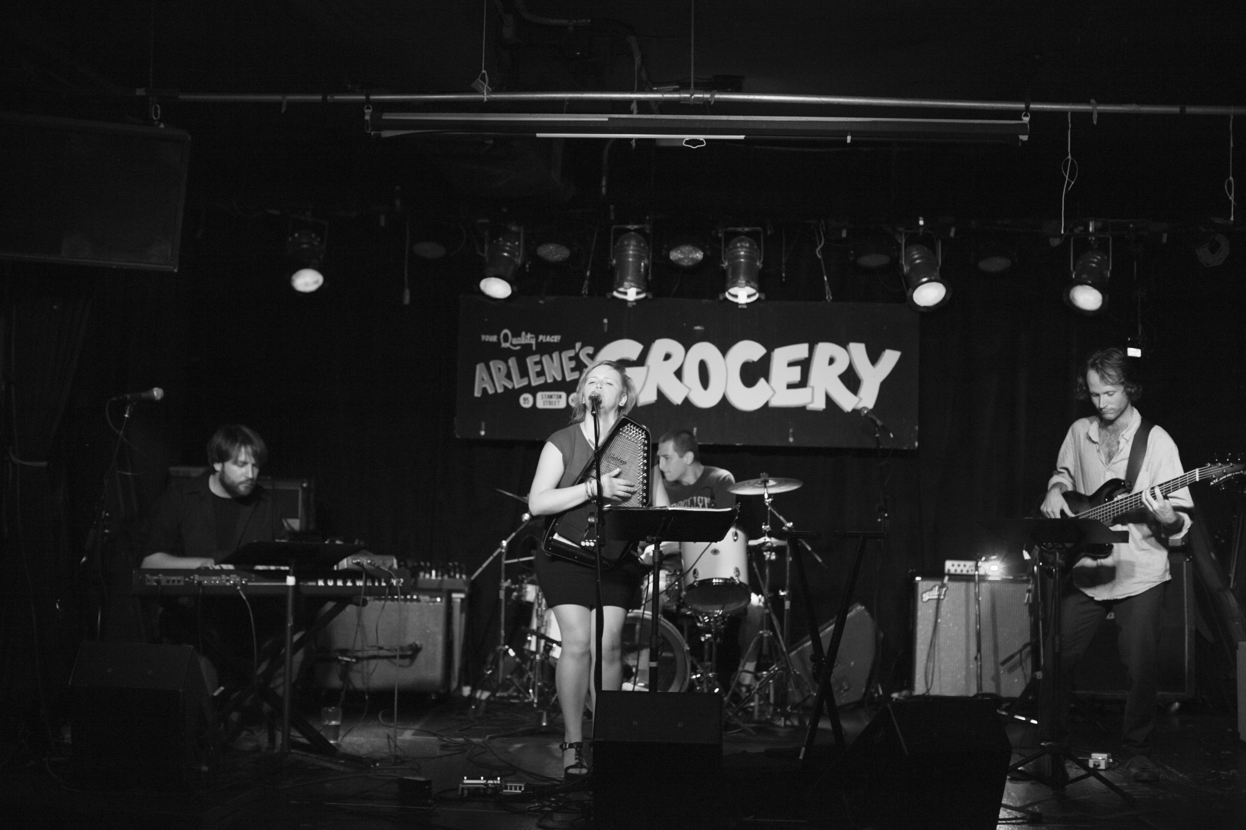 At Arlenes Grocery.  Photo credit: charlie-juliet photography