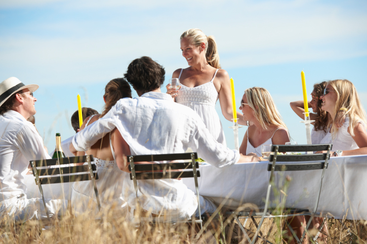If it's in your budget, why not throw your own party? Get the details just the way you like them.