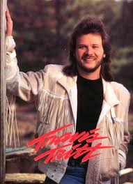 Travis Tritt has a wardrobe of Char for touring