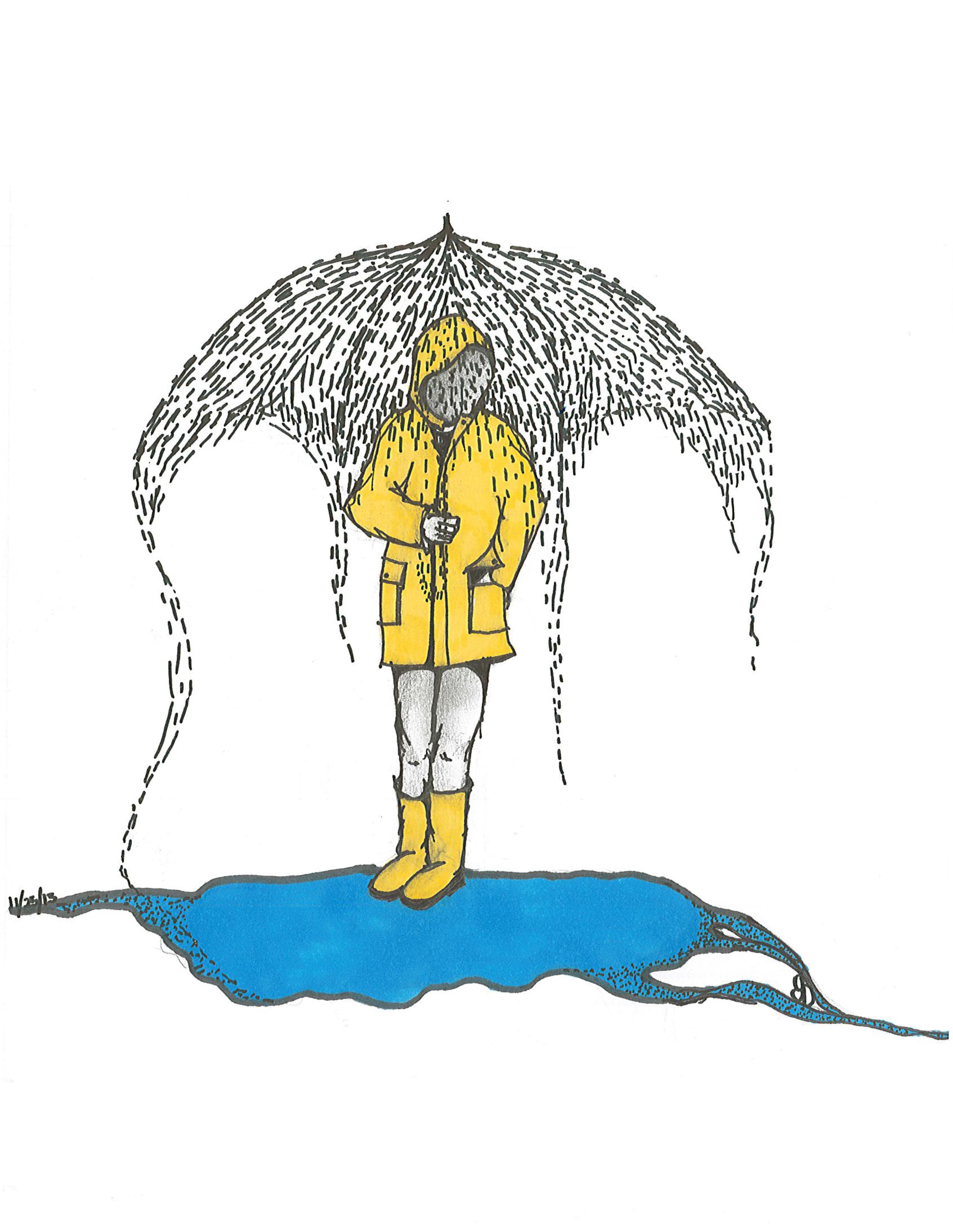 It never rains, but it pours.