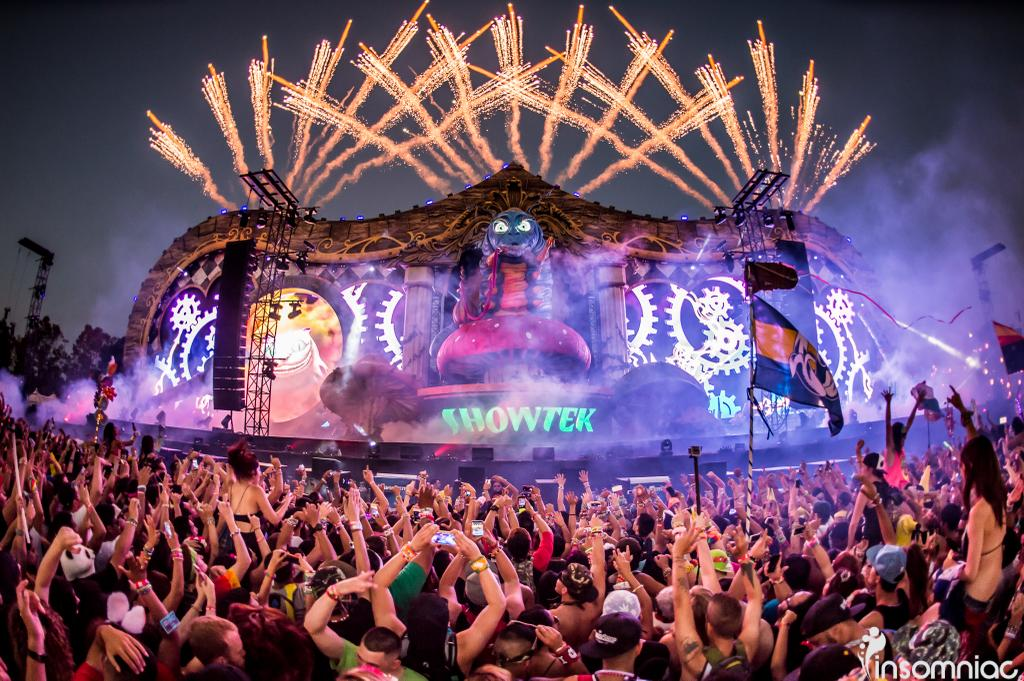 Showtek - Photo by Insomniac