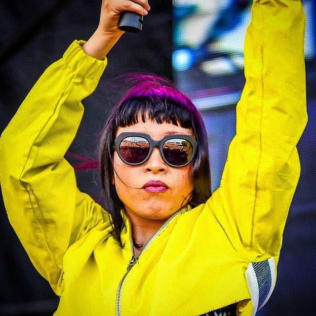 @littledragonflicks , Gov Ball, 2015. 📷: @joestradamus . . #littledragon #dragon #music #govball #nyc #manhattan #newyyork #newyorkcity #govballnyc #music #musicphotography #photography #festival #musicfestival #festivalphotography #billboard #highsnobietymusic
