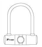 U-Lock #5500, #5501, #5510
