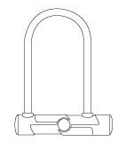 U-Lock #5515