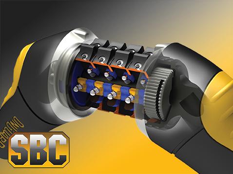 SBC - STEEL BALL COMBO
