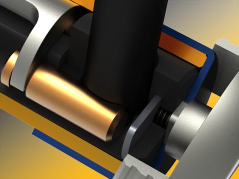 Proprietary steel alloy  surface hardening