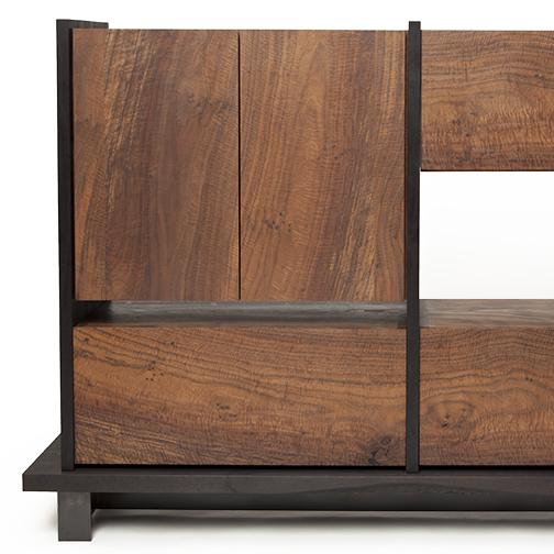 charro buffet cabinet