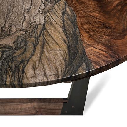 Furniture / Granite pangaea
